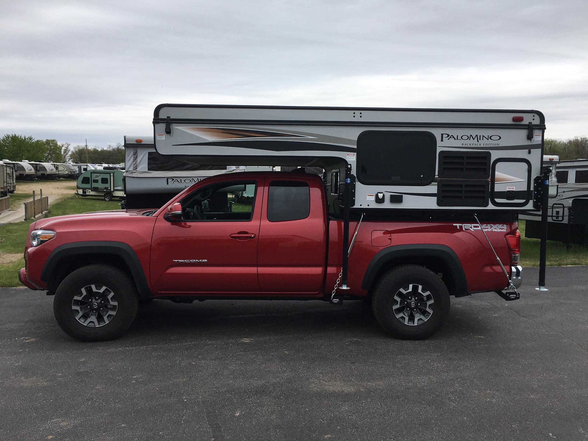 Red Tacoma